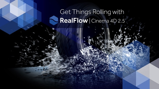 Next Limit - Webinar RealFlow Cinema 4D 2.5