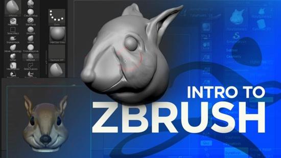 ZBrush – för Cinema 4D-användare - Blog - Creative Tools Sweden AB