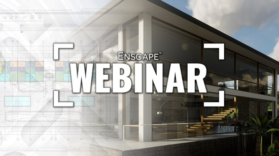 Webinar – Enscape och Autodesk Revit - Blog - Creative Tools