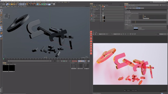 Tre snabba tips för Redshift i Cinema 4D R20 - Blog