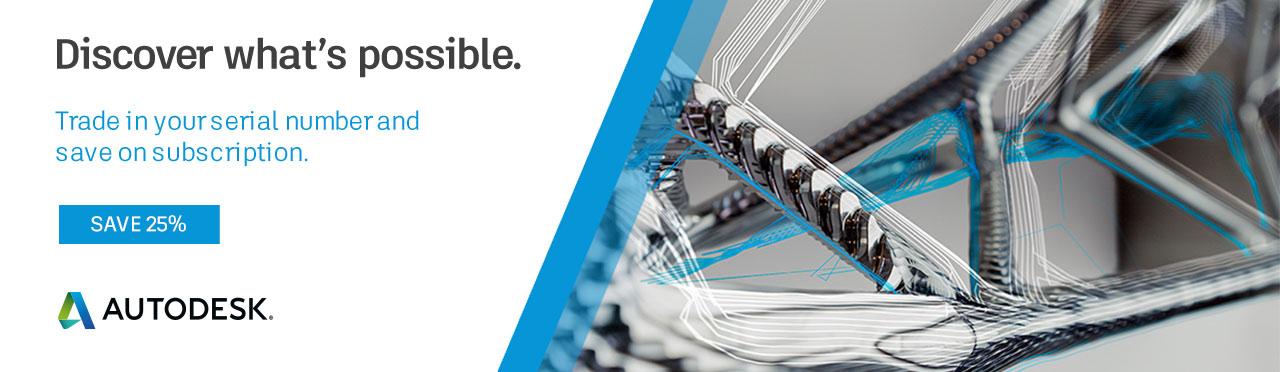 Autodesk Trade In