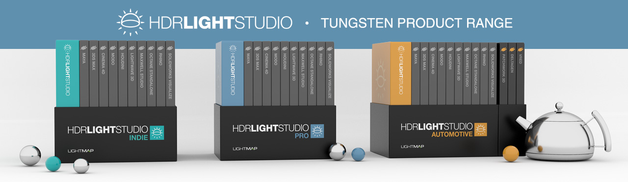 HDR Light Studio Tungsten