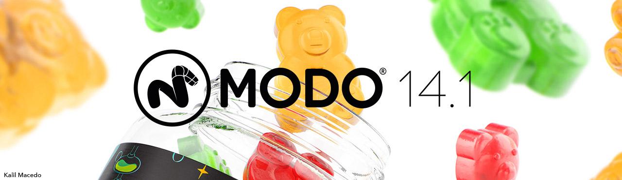 Foundry Modo 14.1