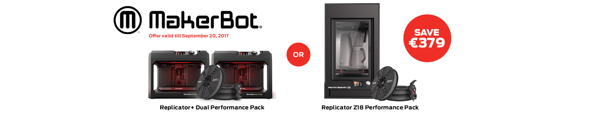 MakerBot Performance Pack