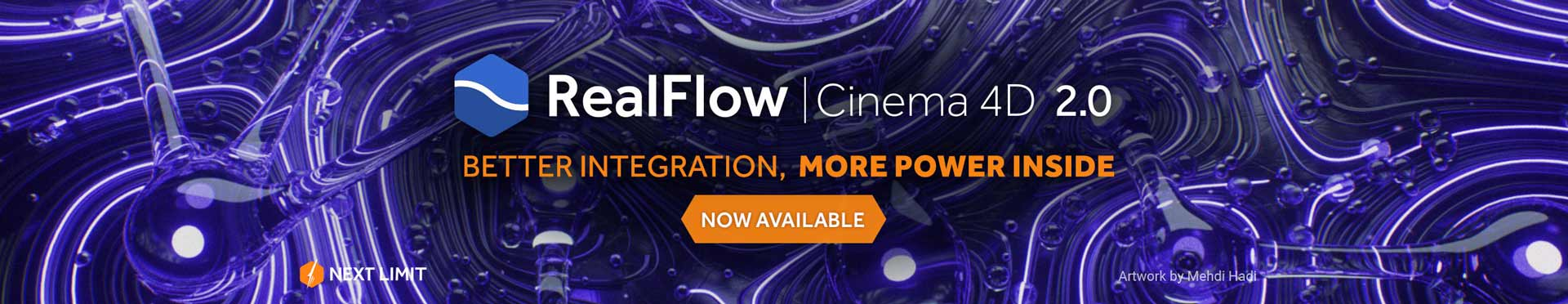 RealFlow | Cinema 4D