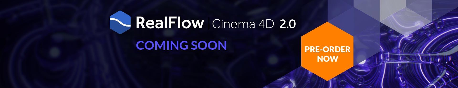RealFlow | Cinema 4D
