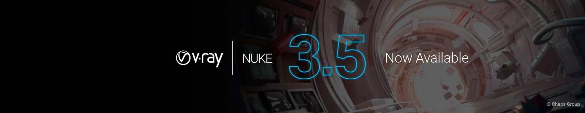 V-Ray 3.5 for NUKE