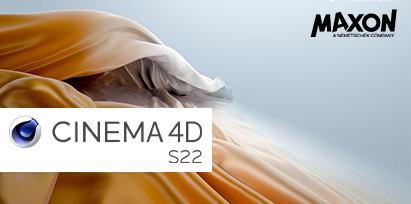 Cinema 4D S22