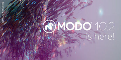 The Foundry MODO 10.2