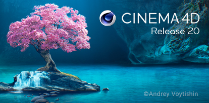 Get your Cinema 4D License today!