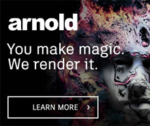 Arnold - You Make Magic, We Render It