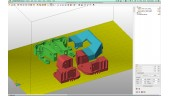 Add3D - Adjustable Drive Block Upgrade - Replicator 2X