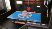 Add3D - Build platform of 8 mm hardened glass for MakerBot Replicator 2