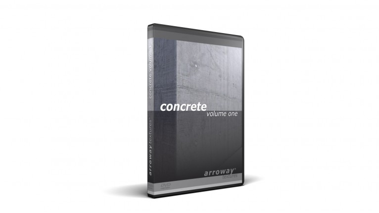 Arroway Textures - Concrete Volume One