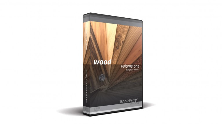 Arroway Textures - Wood  Volume One