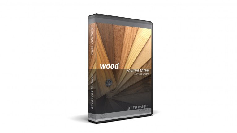 Arroway Textures - Wood  Volume Three