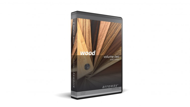 Arroway Textures - Wood  Volume Two