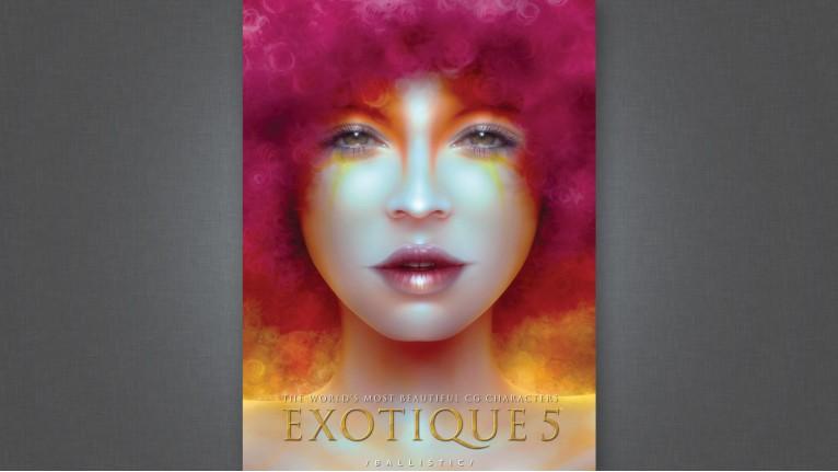 Ballistic - EXOTIQUE 5 - soft cover