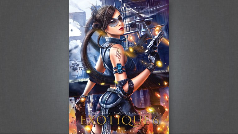 Ballistic - EXOTIQUE 6 - soft cover