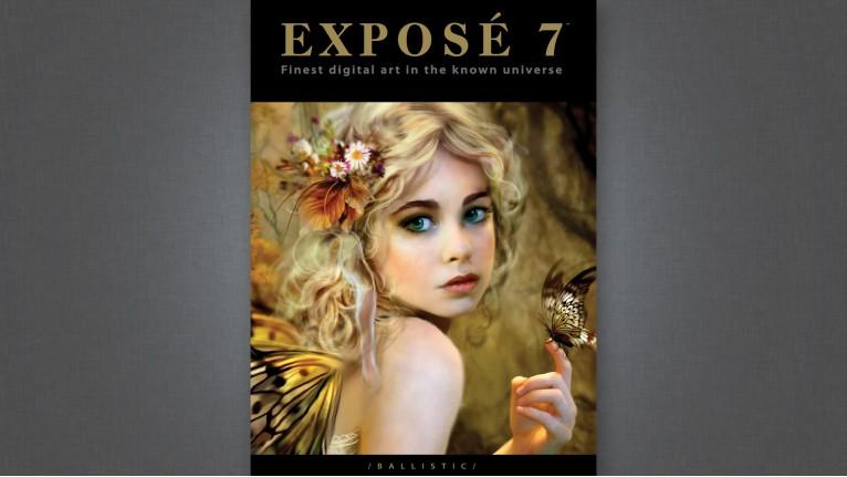 Ballistic - EXPOSÉ 7 - hard cover