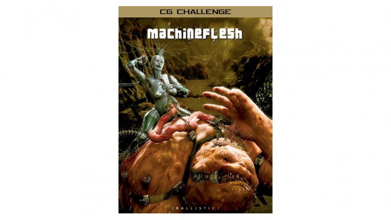 Ballistic - Machineflesh - Soft cover