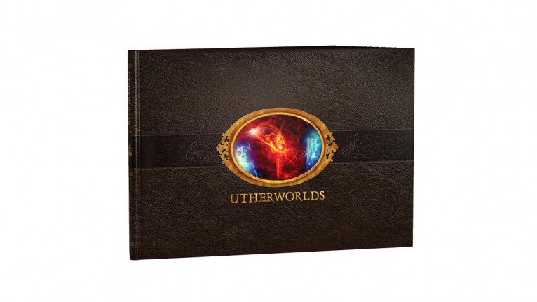 Ballistic - Utherworlds - Hard Cover