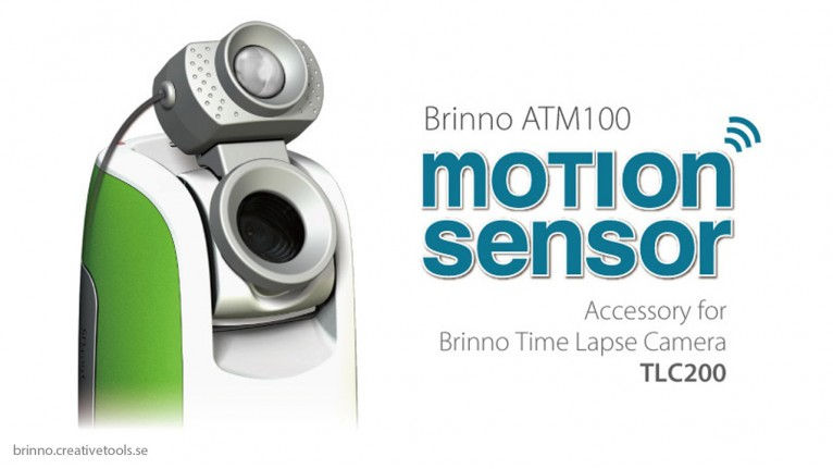 Brinno - Motion Sensor for TLC200