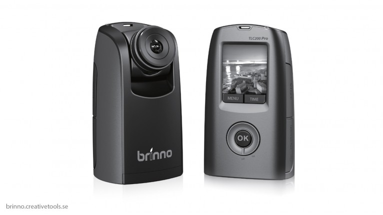 Brinno - TLC200PRO Time Lapse Camera