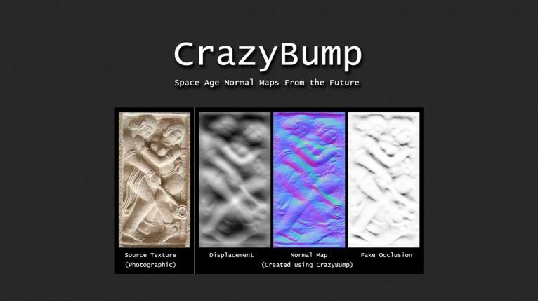 CrazyBump - CrazyBump Professional