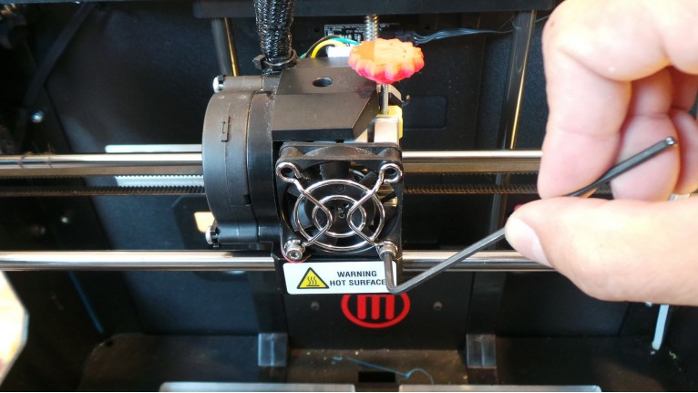 Techniques for 3D printing and other rapid prototyping - Basic training (1 day)