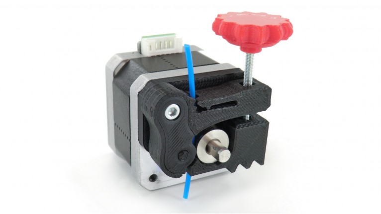 Add3d - Adjustable Replicator 2 Drive Block