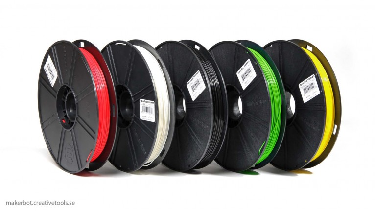 MakerBot - PLA Starter Kit - Large spools - 1.75 mm