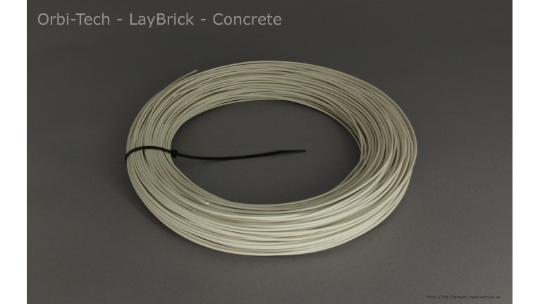 Orbi-Tech - LayBrick Concrete - 1.75 mm