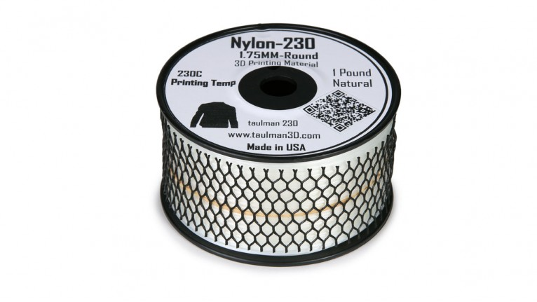 Taulman 3D - 230 Nylon Natural - 1.75 mm