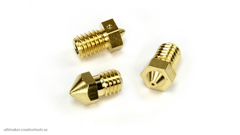 The Olsson Block - Nozzle for Ultimaker 3D Printers