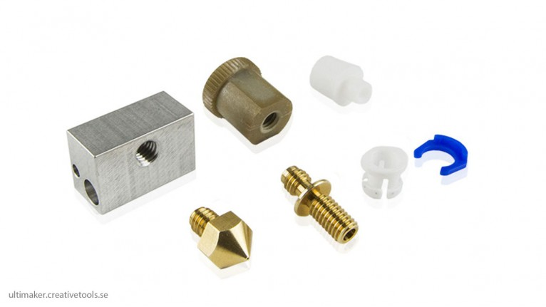 Ultimaker - Ultimaker original - Hot End Pack