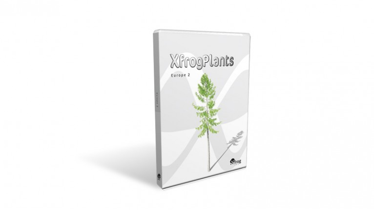 Xfrog - Plants Europe 2 (Download)
