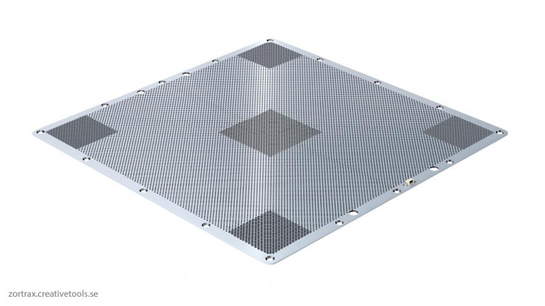 Zortrax - Perforated Build Plate
