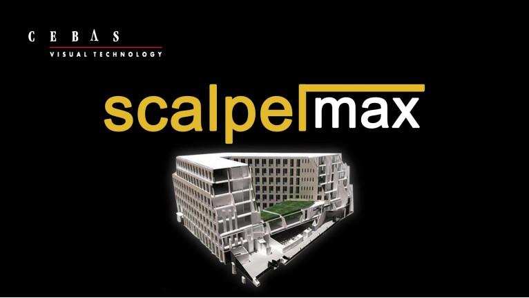 cebas Visual Technology - ScalpelMAX