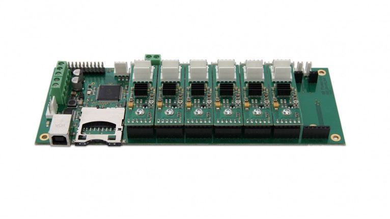 3DFactories - PROFI3DMAKER - Mainboard - Board 2v2