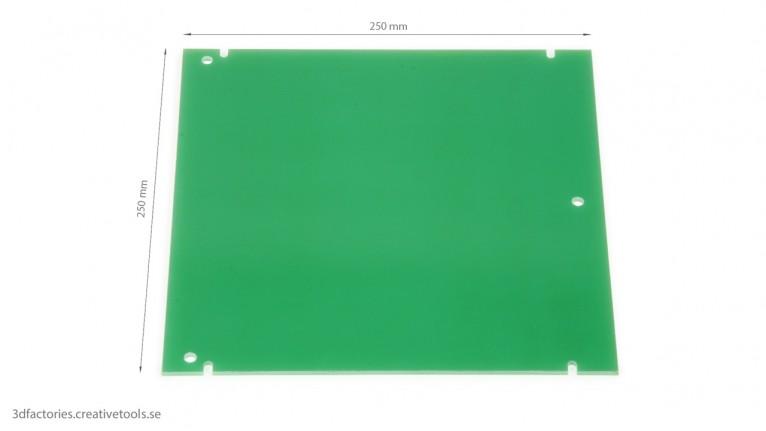 3DFactories - Build plate