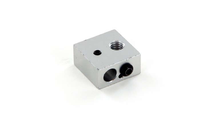 ADD3D - Aluminium heater block for Rep 2 and 2X