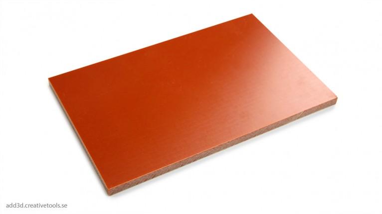 Add3d - Bakelite build plate - 250 x 160 x 10 mm