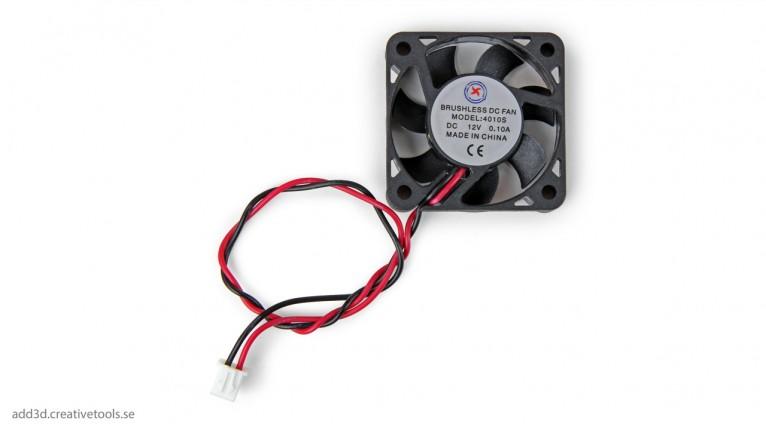 ADD3D - Fan 12V - 4010