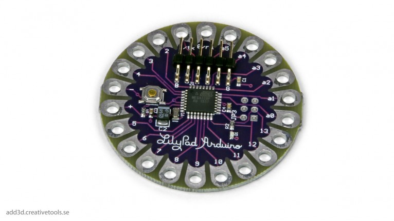 LilyPad - Arduino compatible wearable