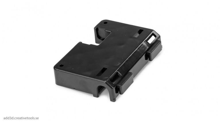 ADD3D - Plastic X axis belt mount - left