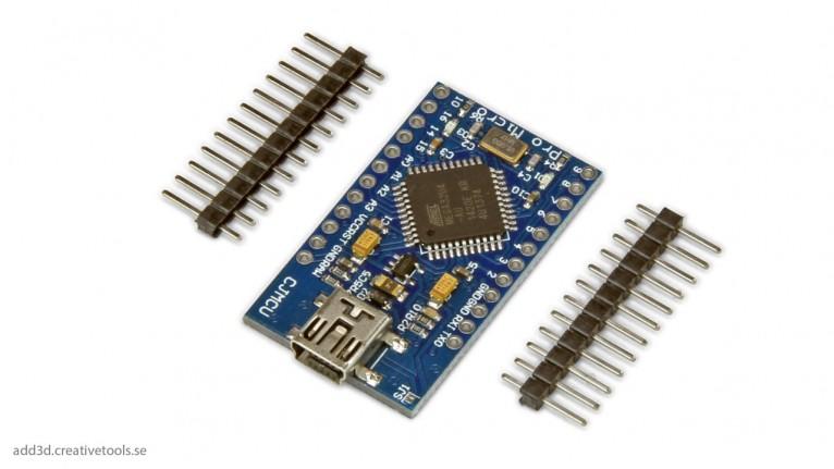 Pro Micro - Arduino compatible Atmel MEGA 32U4