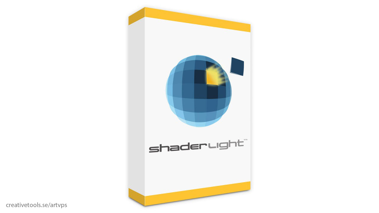 ArtVPS - Shaderlight Pro 2019 Standalone - New License