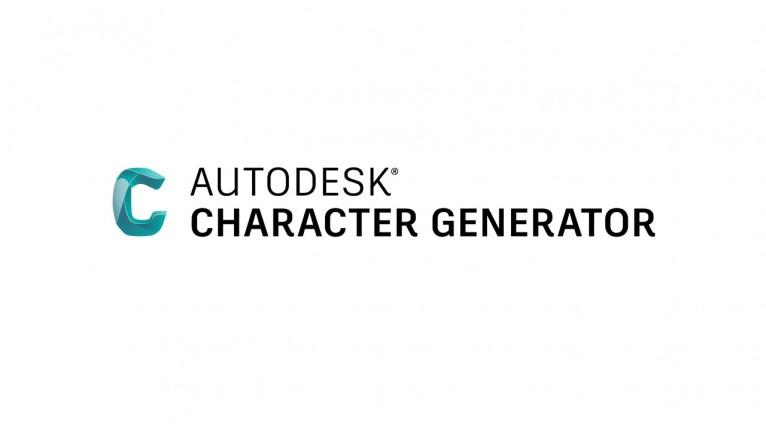 Autodesk - Character Generator CLOUD