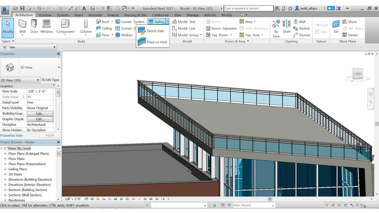 Autodesk revit lt 2018 for Architecture 2018